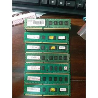 大廠牌記憶體 DDR3 1333 1600 4G 8G 創見 威剛 金士頓 十銓 隨機發貨 基隆市