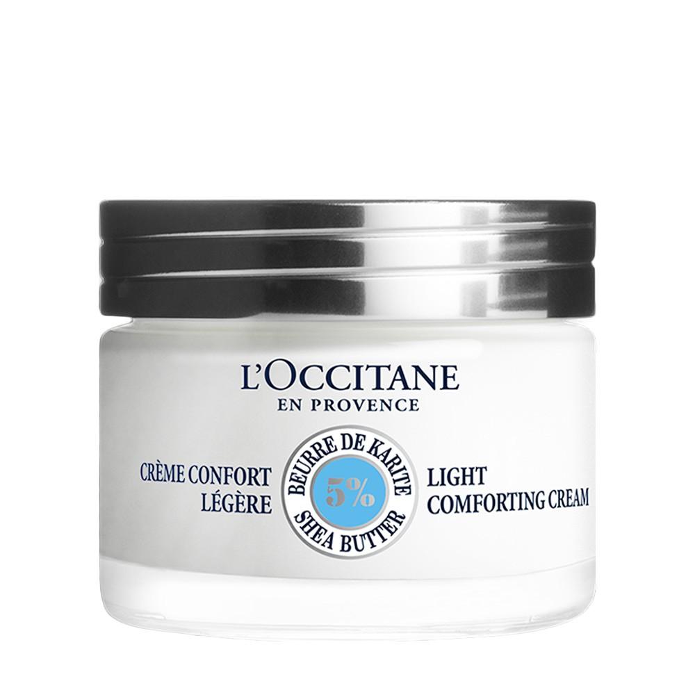 法國 L'OCCITANE 歐舒丹 臉部保養 乳油木保濕凝霜 50ml (LI014)