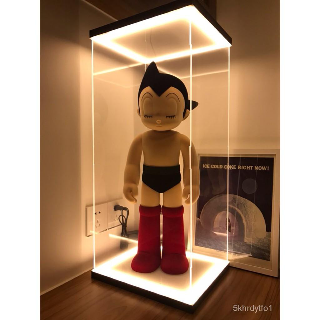 【全網最低】 ASTRO BOY - ATOM PROJECT阿童木娃娃展示盒無線充電燈箱USB#實價請找聊聊再下單