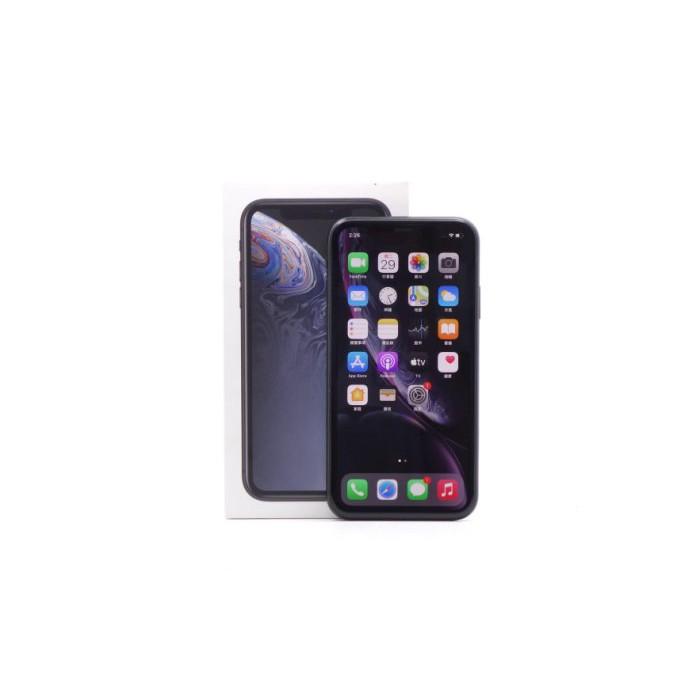 【莫比爾3C】Apple iPhone XR 黑 64G 64GB 二手 6.1吋 蘋果手機 #59319