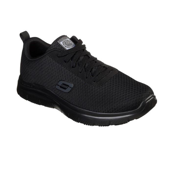 【廷廷小幫手】Skechers 男輕量工作防滑鞋 思克威爾工作鞋 女輕量工作防滑鞋