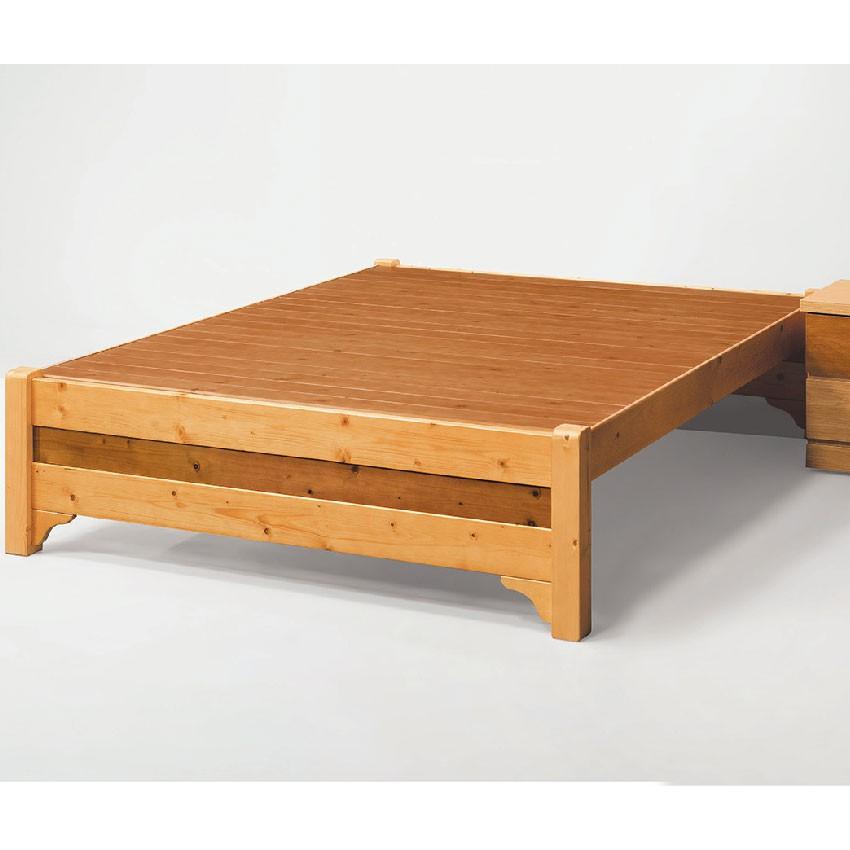 【156cm全實木床架-K14-6293】床底 單人床架 高腳床組 抽屜收納 臥房床組 【金滿屋】