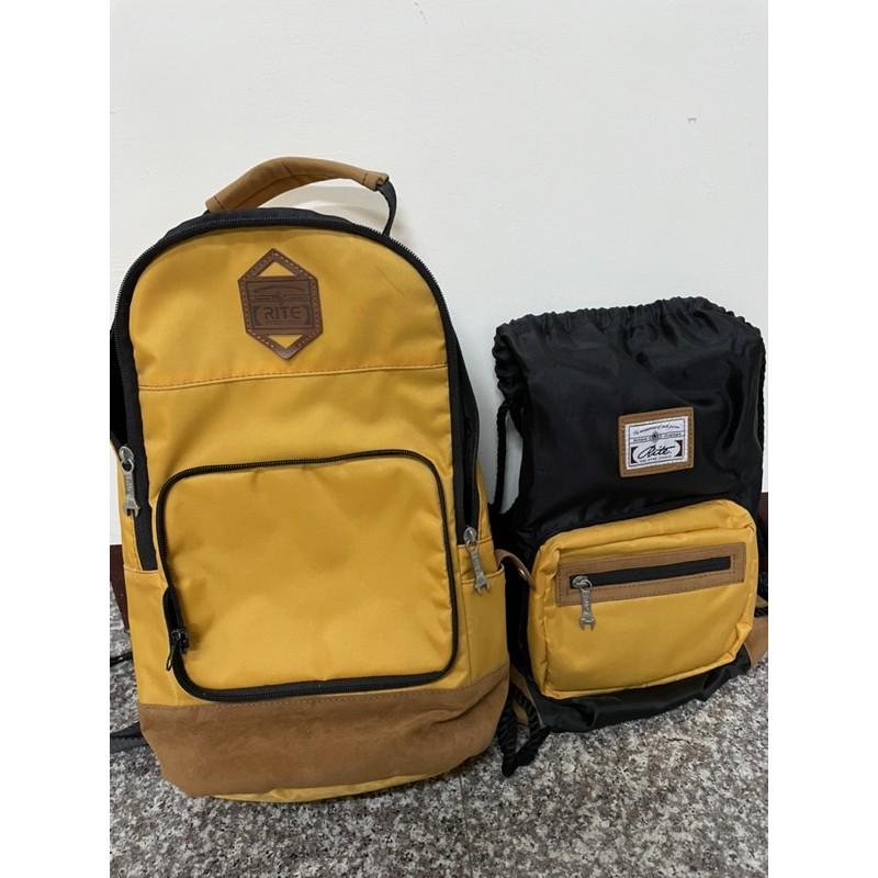 現貨/Rite後背包/兩用包
