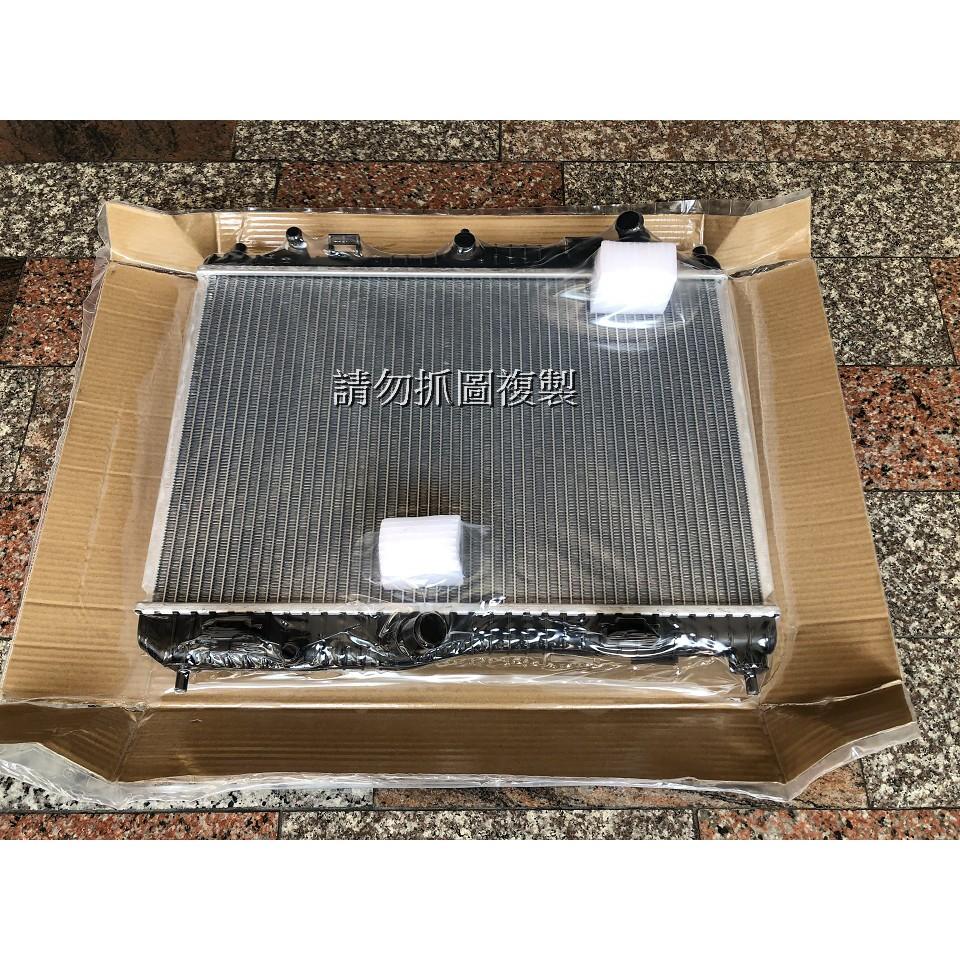 福特 FIESTA 09-13 1.4 台製 雙排 水箱 另有散熱風扇 冷排 鼓風機 發電機 壓縮機 啟動馬達 升降機