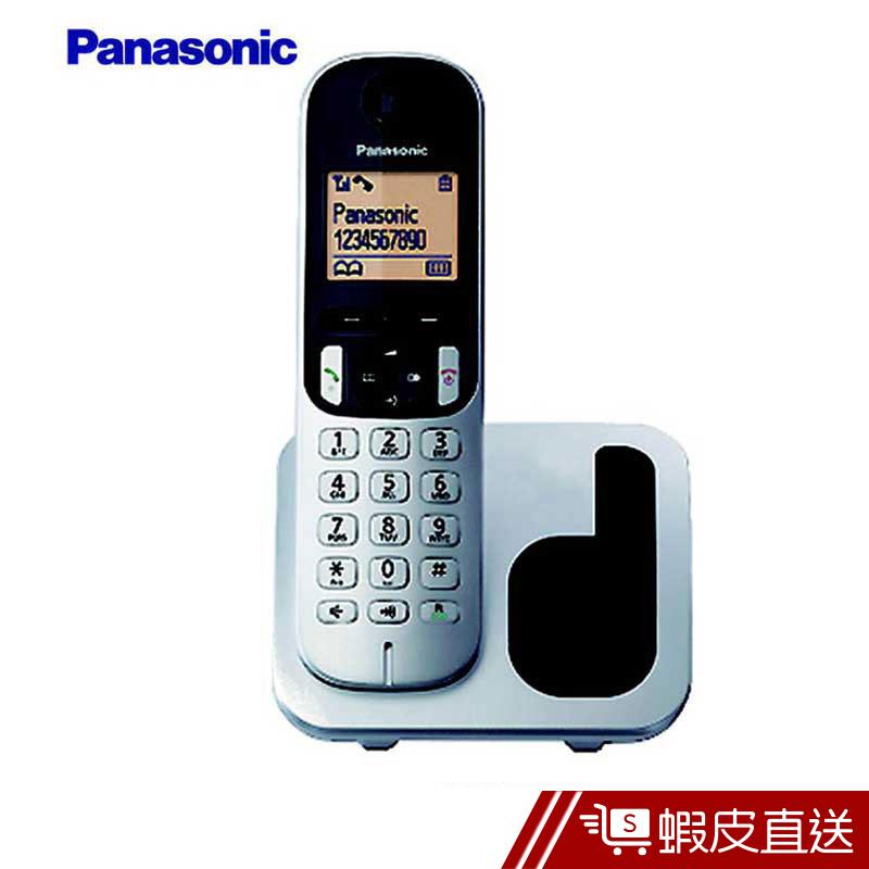 Panasonic 國際牌 DECT數位無線電話 KX-TGC210TW