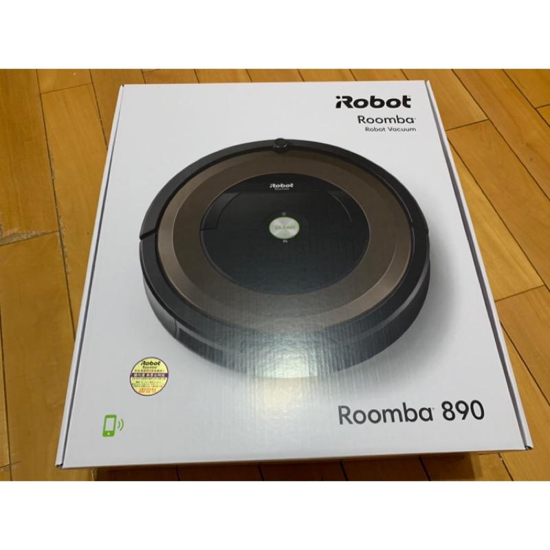 美國iRobot Roomba 890 wifi掃地機器人