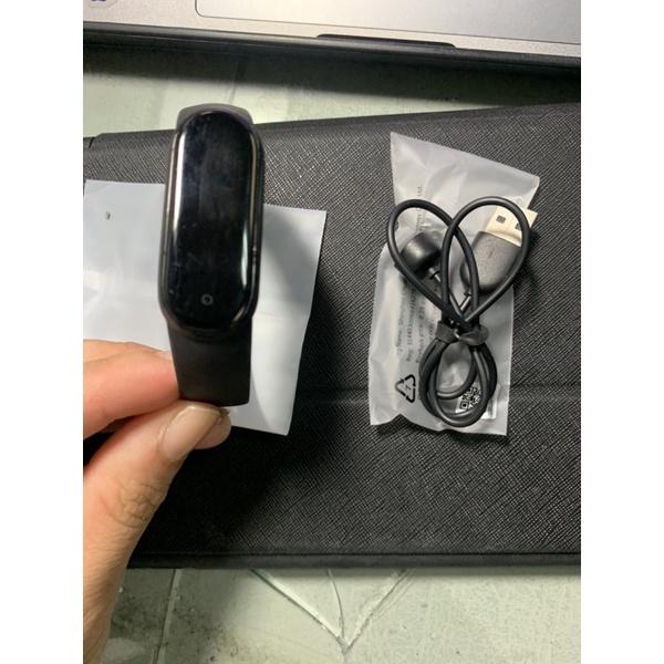 原廠 小米手環 5 二手 黑色