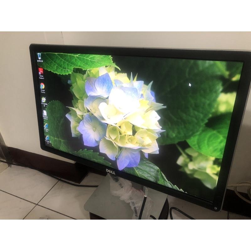 台中-二手螢幕 戴爾DELL P2214Hb 22吋液晶 16:9(非華碩asus 非宏碁acer )