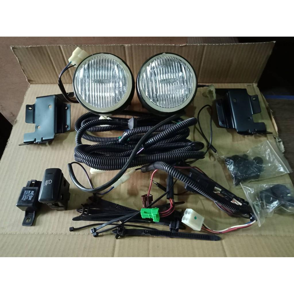 喜美 第六代  K8 1996年  霧燈 左右邊 含線組  含霧燈開關  含霧燈座 白色  台製