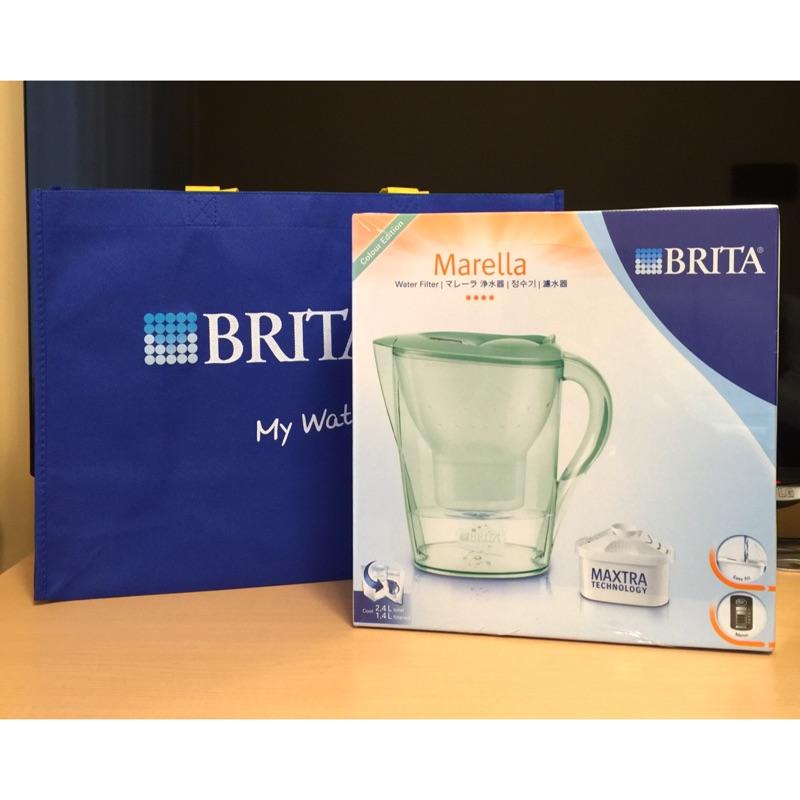 德國製 BRITA Marella濾水壺 送購物袋