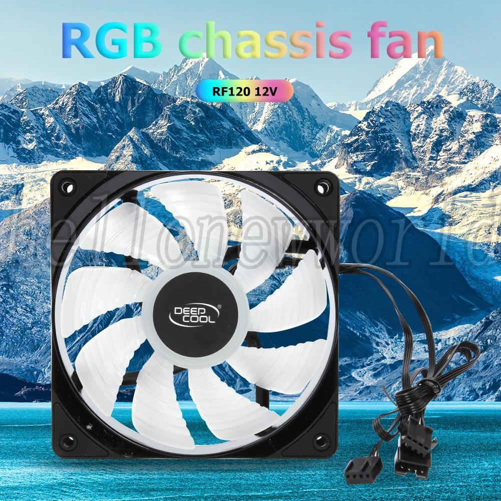 [⚡現貨秒發]機箱風扇 RF120 12V RGB風扇
