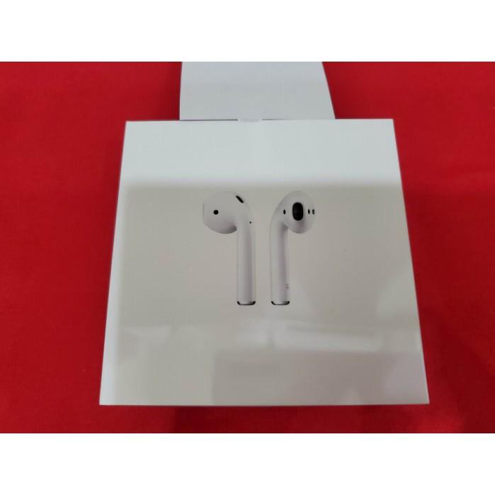 ※聯翔通訊 全新品 神腦保固2021/11/3 Apple AirPods2 2代 藍芽耳機 台灣公司貨 ※換機優先