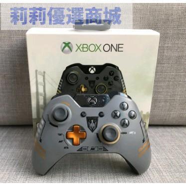 ❤台灣現貨❤限量版Xbox one 手柄使命召喚電腦pc無線有線套裝接收器Xbox 360無線手把 手柄 原廠莉莉優選商