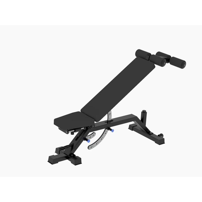 [預購預購]「免運」 下單後16~20天寄出 原廠 ab5000 零縫隙健身椅 可調式 多角度訓練椅  舉重椅