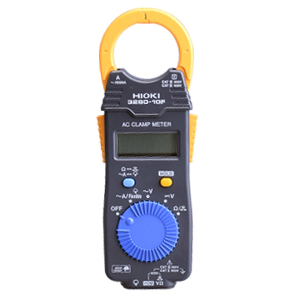 【HIOKI】 數位型交流鉤表 3280-10F