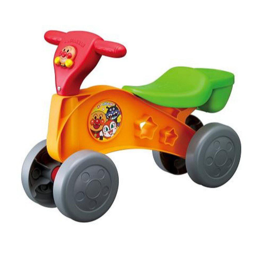 麵包超人 ANPANMAN GO GO 越野滑步車玩具