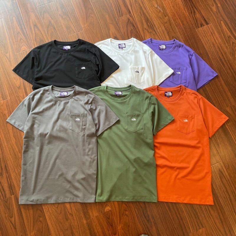 THE NORTH FACE 紫標 短袖T恤 MONKEY TIME 7OZ T 口袋短袖 北臉短T