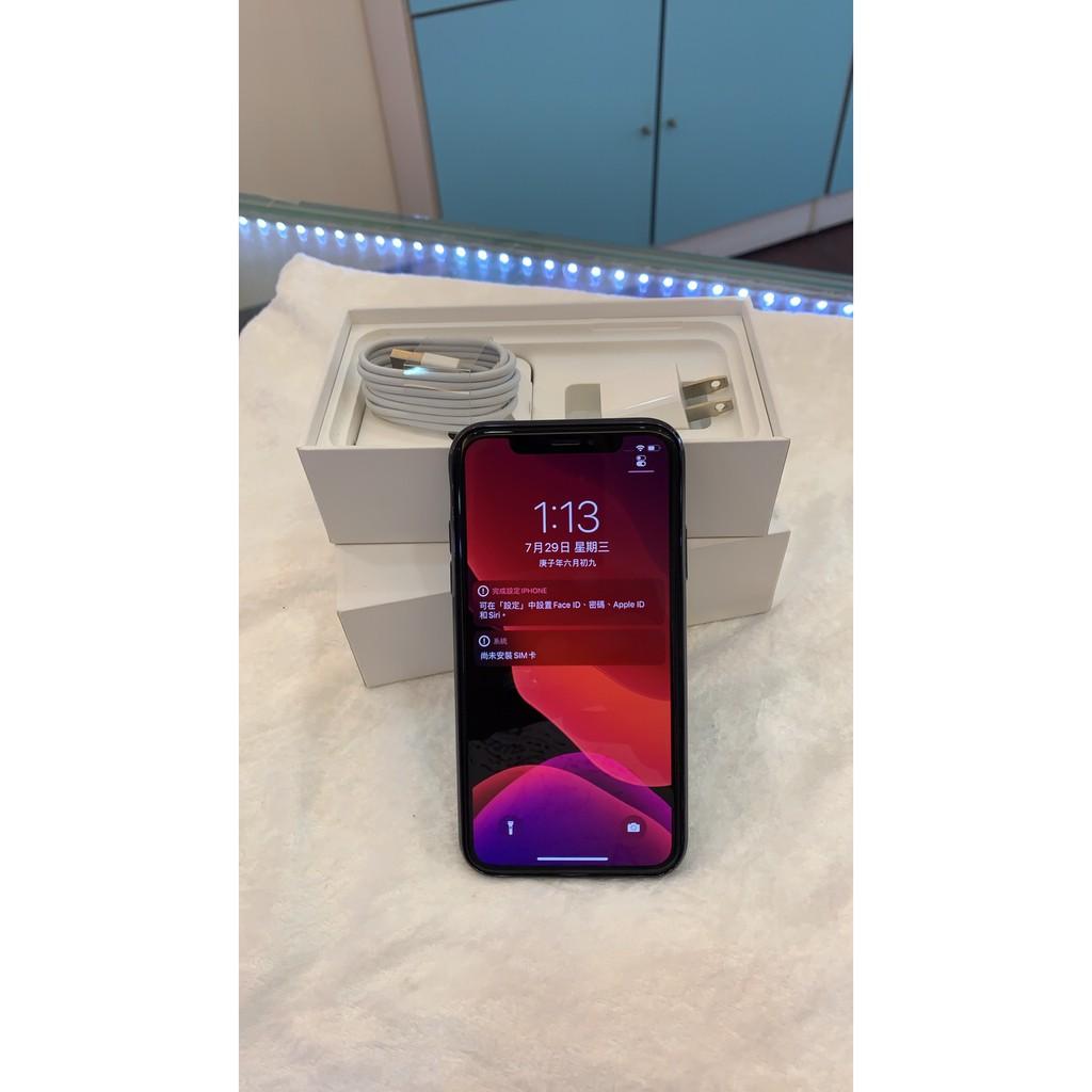 【蘋果好客】標價再打96折 IPHONE X 256G原廠保至20205/23/全原廠沒動修過/洽0900440045