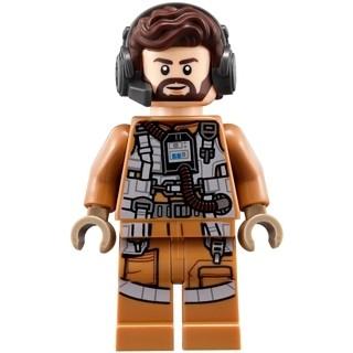 樂高人偶王 LEGO 星戰系列#75195  sw0883 飛行員