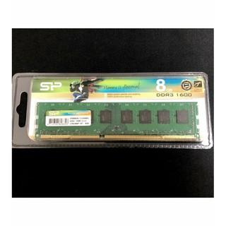 全新 SP廣穎 8GB DDR3 1600 NB用 終身保 andy3C 新北市