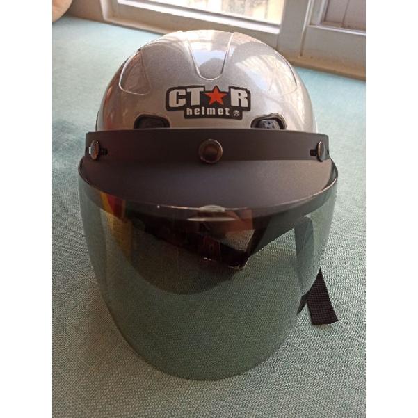 SYC CTSTAR Helmet 3/4罩安全帽 台灣製 S-130