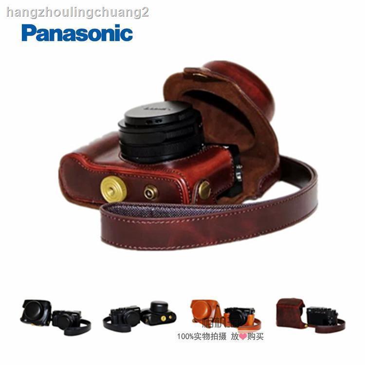 現貨☬✑松下LX100M2微單包 LX100皮套 LX100II保護套 攝影包 單肩包