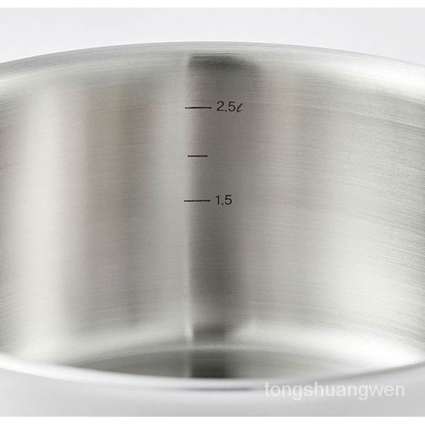 ▲現貨優惠♡CreatorBUBU♡ [DR.HOWS] 保溫不銹鋼鍋系列 (16cm/18cm/20cm/24cm/2