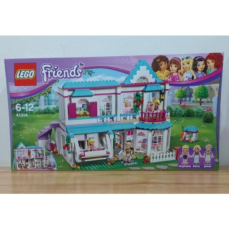 LEGO 樂高 41314 斯蒂芬妮的家  現貨