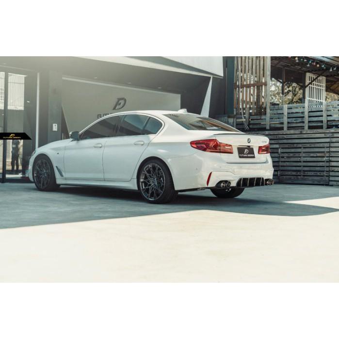 【政銓企業】BMW F90 M5 FD 抽真空 高品質 乾碳 卡夢 後下巴 現貨 免費安裝 G30 M包適用