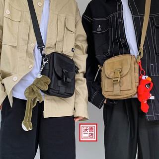 【沃德二店】預購 蝦皮最便宜 側背 迷彩軍包 男腰包 機能工裝小包 戰術小包 Carhartt包 斜背復古包 5色 台北市