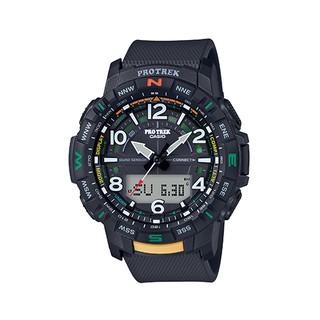 Casio-卡西歐 PRO TREK 新款電子錶 登山錶 全新四重感應器 防水錶運動戶外男錶 PRT-B50 男女腕錶 高雄市