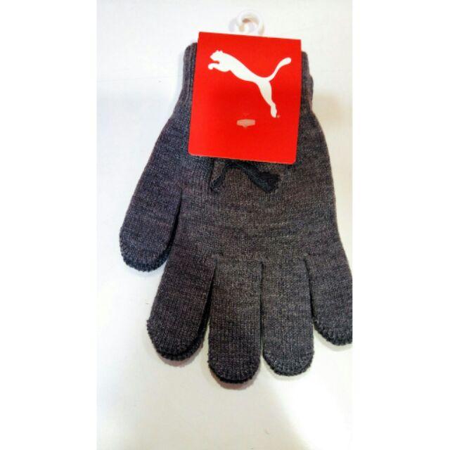 PUMA 單豹手套 兒童手套 保暖舒適