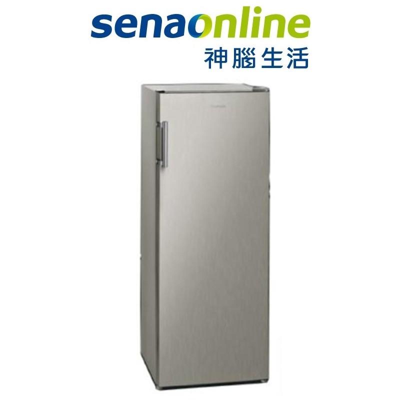 Panasonic 國際 170公升 直立式 冷凍櫃 NR-FZ170A-S 至8/17止贈廣口真空保溫瓶