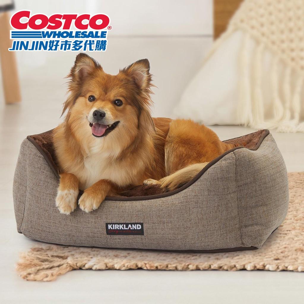 【免運】好市多代購 Costco代購 寵物床 Kirkland Signature 科克蘭 長方形寵物床