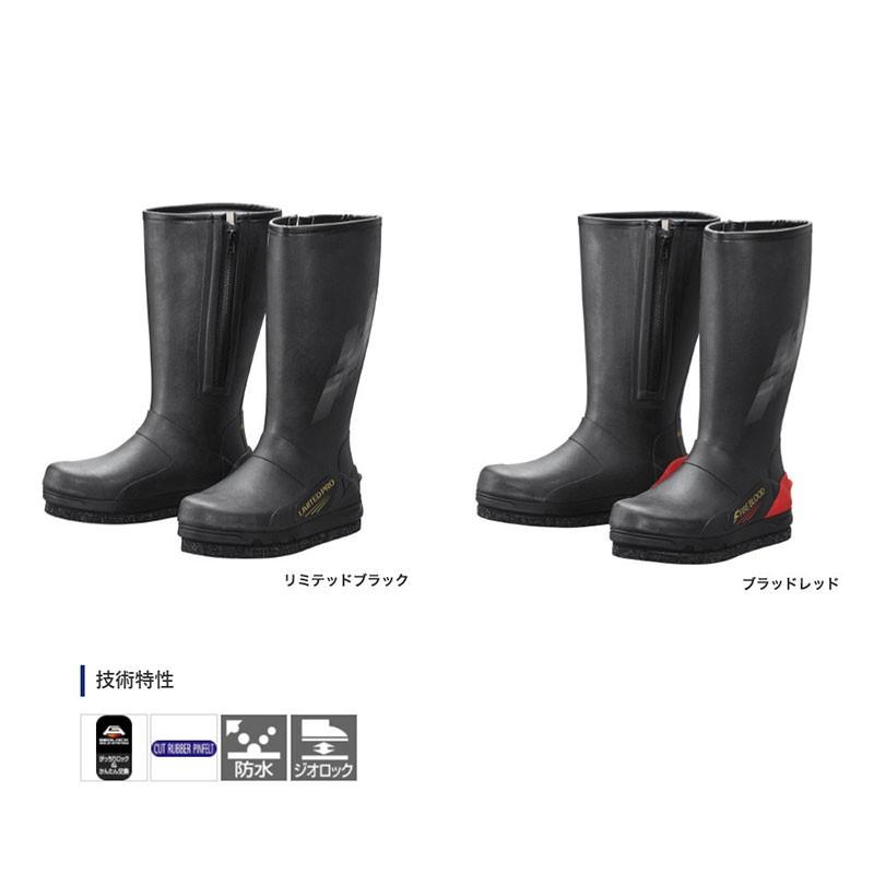《SHIMANO》FB-151T長筒防滑釘鞋 中壢鴻海釣具館LIMITED / FIRE BLOOD 釣魚防滑鞋 可換底