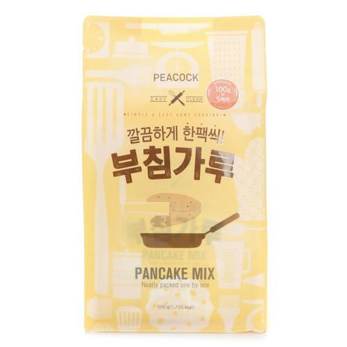 [PEACOCK] 鬆餅粉 500g [韓國直送]
