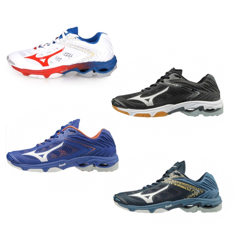 Mizuno WAVE LIGHTNING Z5 男款 排球鞋(190000、190061、190004、190098)
