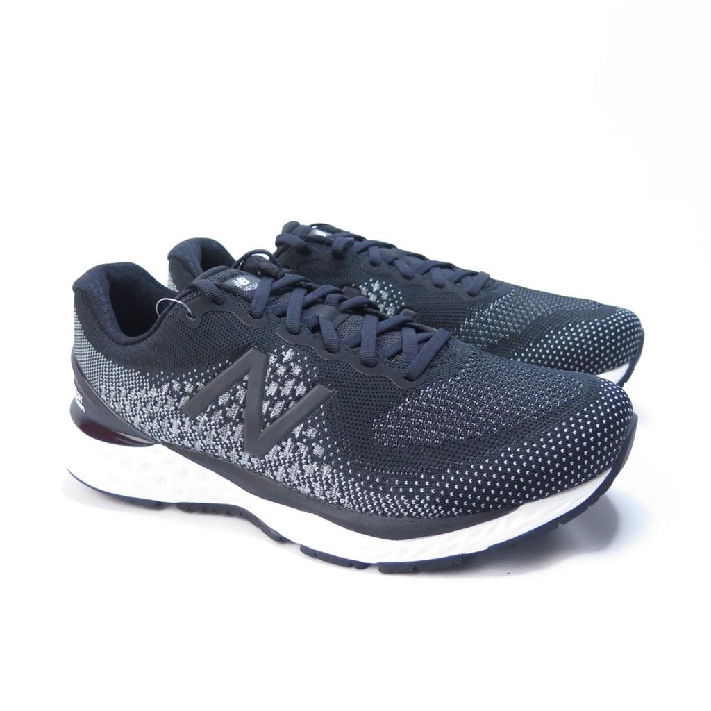 New Balance 慢跑鞋 運動鞋 公司正品 4E楦 M880K10 男款 黑【iSport愛運動】