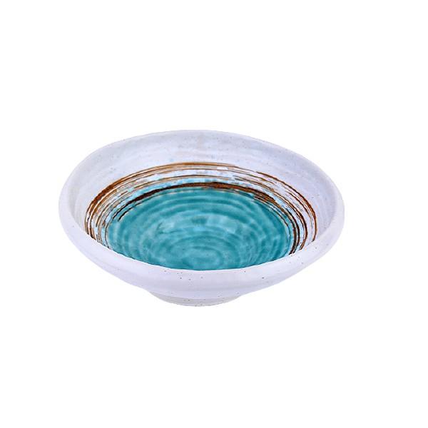 【堯峰陶瓷】日式餐具 綠如意系列 8吋圓缽 |沙拉碗|水果碗|冰品碗|套組餐具系列