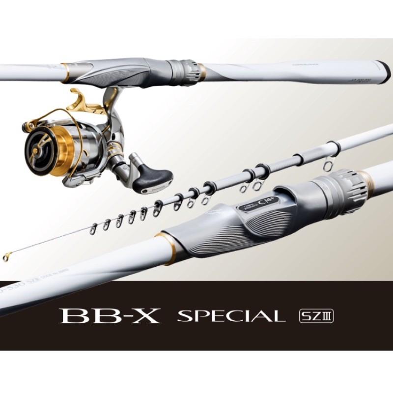 =佳樂釣具=Shimano BB-X SP SZ3 20年 白竿 磯釣竿 BBX  shimano 白竿