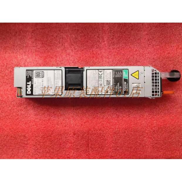 原裝DELL R430 550W 電源 X185V 0034X1