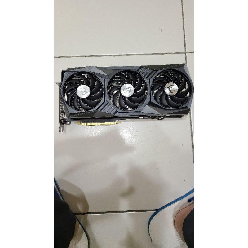 MSI RTX 3070 GAMING X TRIO 可換6900XT 3070/3080/3090/5700/6800