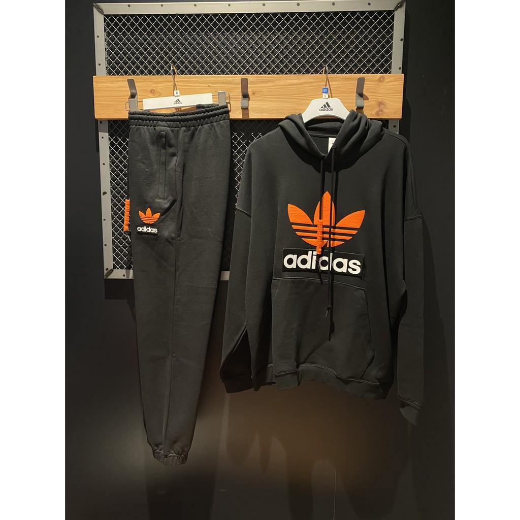 🔥『GW.shopus』Adidas Originals 帽踢 男款 H09354 帽T H09344 長褲 王嘉爾