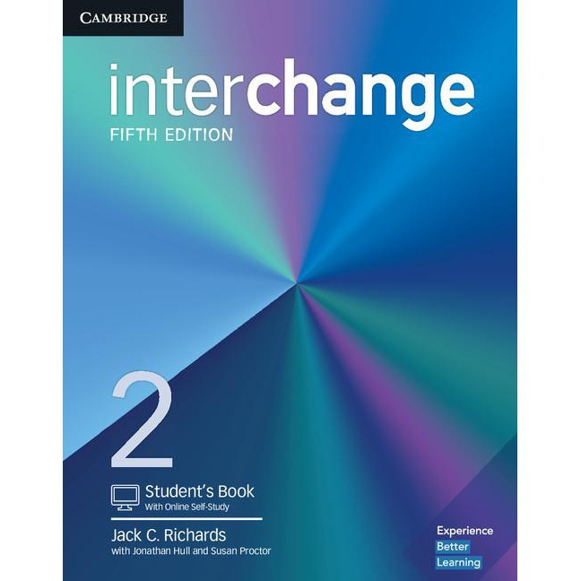 Interchange Level 2:Student's Book with Online Self-Study 誠品