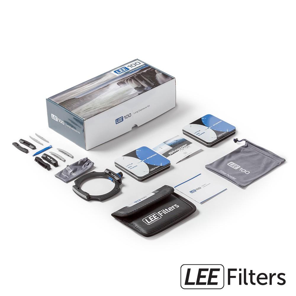 LEE Filter FILTERS LEE100 減光鏡 長曝套組
