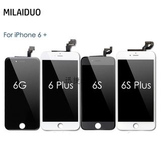 現貨 適用於 iPhone6 6S 6Plus 6SPlus 螢幕總成 液晶顯示屏 破裂 送拆機工具 手機鋼化膜 擦屏包