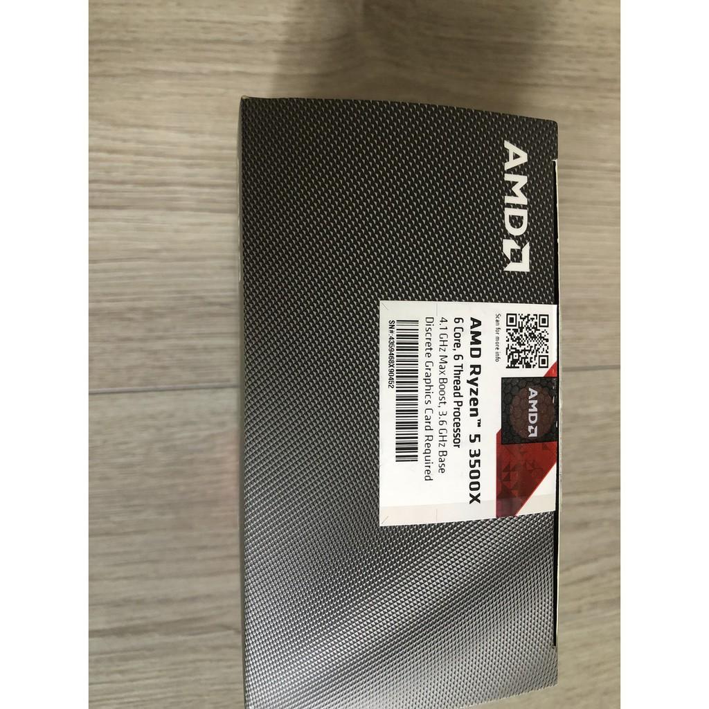 AMD R5-3500X & GIGABYTE B450 I AORUS PRO WIFI