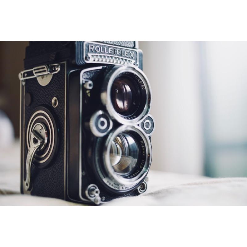 祿萊 Rolleiflex 2.8F TLR 雙眼