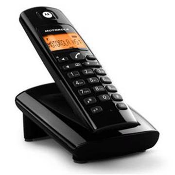 EMP  Motorola DECT 數位無線電話 D101O 可超取