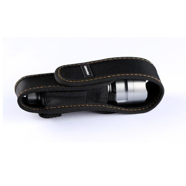 【優質】Convoy C8 LED手電筒保護皮套,適用於150mm-160mm長的新產品